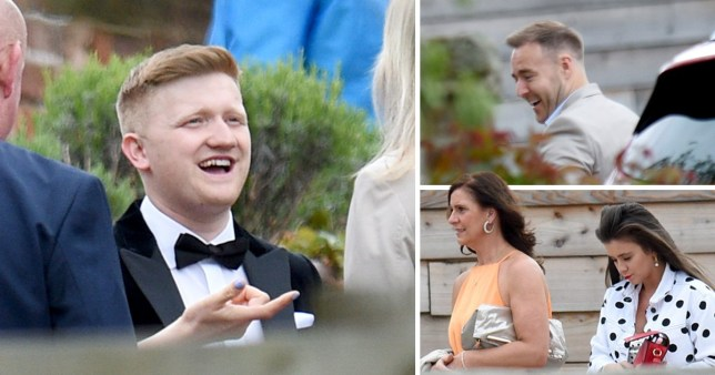 Coronation Street's Sam Aston wedding