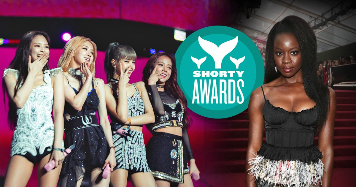 BLACKPINK and Avengers Endgame star Danai Gurira up for Shorty Awards as Will Smith's nomination causes backlash