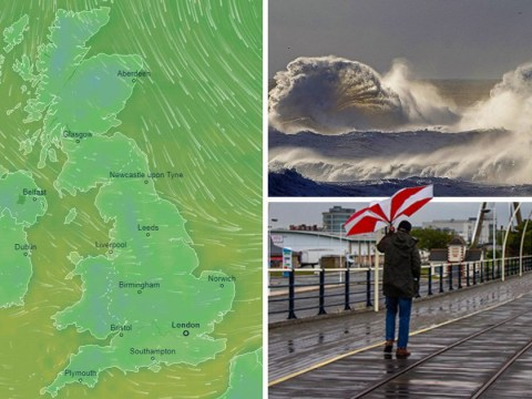 Bank holiday off to freezing start with temperatures dropping to -4C