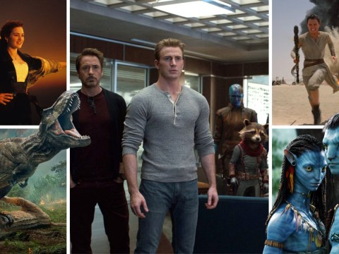The highest grossing movies of all-time at the box office as Avengers: Endgame knocks Titanic from its spot