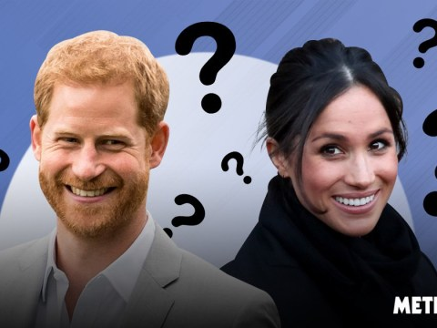 Meghan and Harry still haven't decided on a name for the new royal baby boy