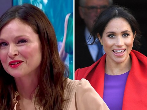 Meghan Markle 'swore Sophie Ellis-Bextor to secrecy' over Royal Baby's name