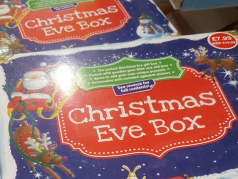 Aldi is selling Christmas Eve Boxes and summer hasn't even begun