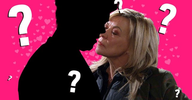 Kim Tate could be set for a shock new romance