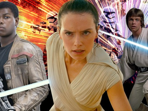 What time does the Star Wars: The Rise of Skywalker trailer land in the UK?