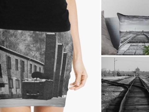 Auschwitz museum shames fashion website selling Nazi death camp skirts