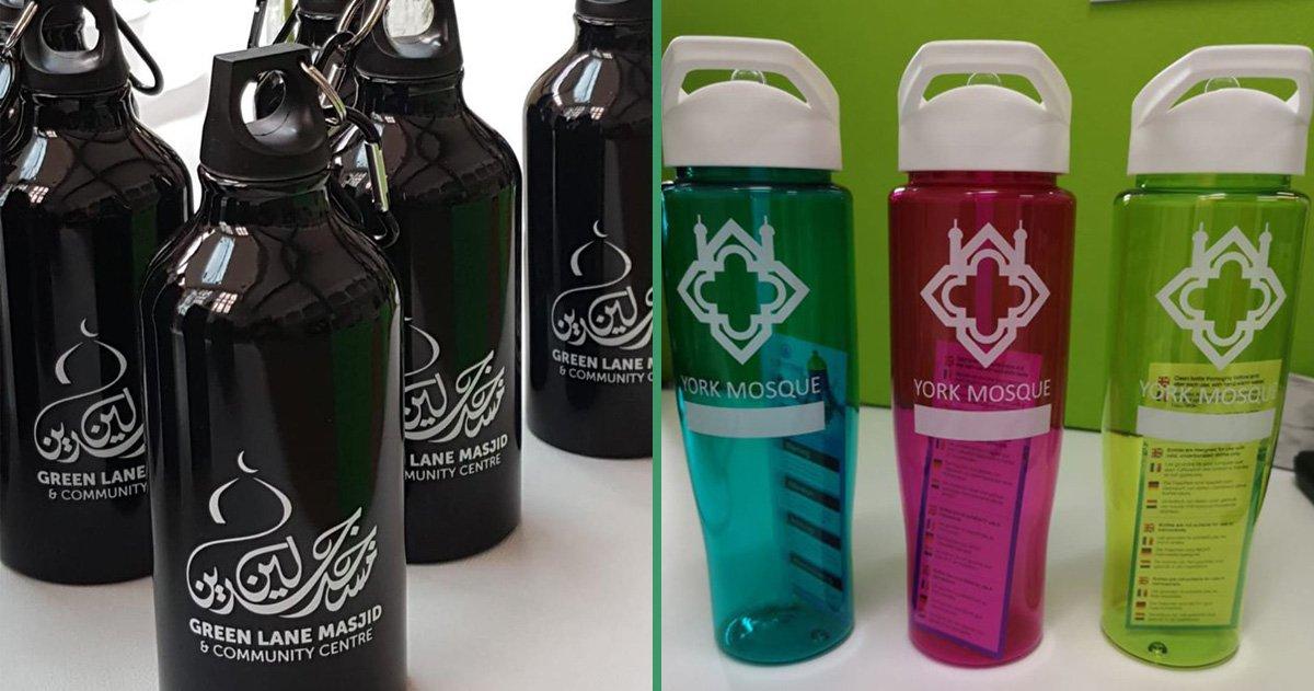 Mosques ban plastic to promote environmentally friendly Ramadan