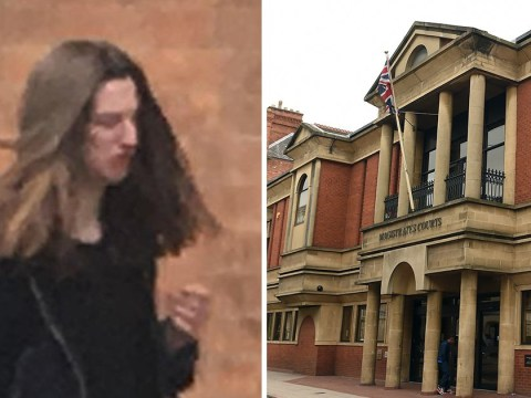 Woman flashes vagina at magistrates after being told to pick up dirty tissue in court
