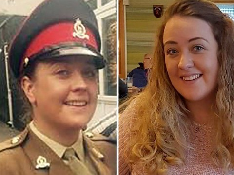 Soldier drank herself to death when she returned to barracks after family row