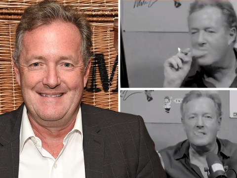 Piers Morgan smokes cannabis with Mike Tyson on boxer's Hotboxin' podcast: 'When in Rome'