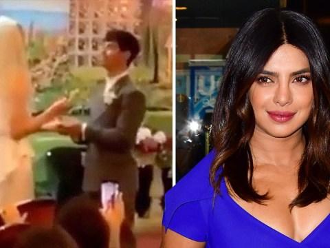 Priyanka Chopra lifts the lid on Joe Jonas and Sophie Turner's 'epic' Las Vegas wedding