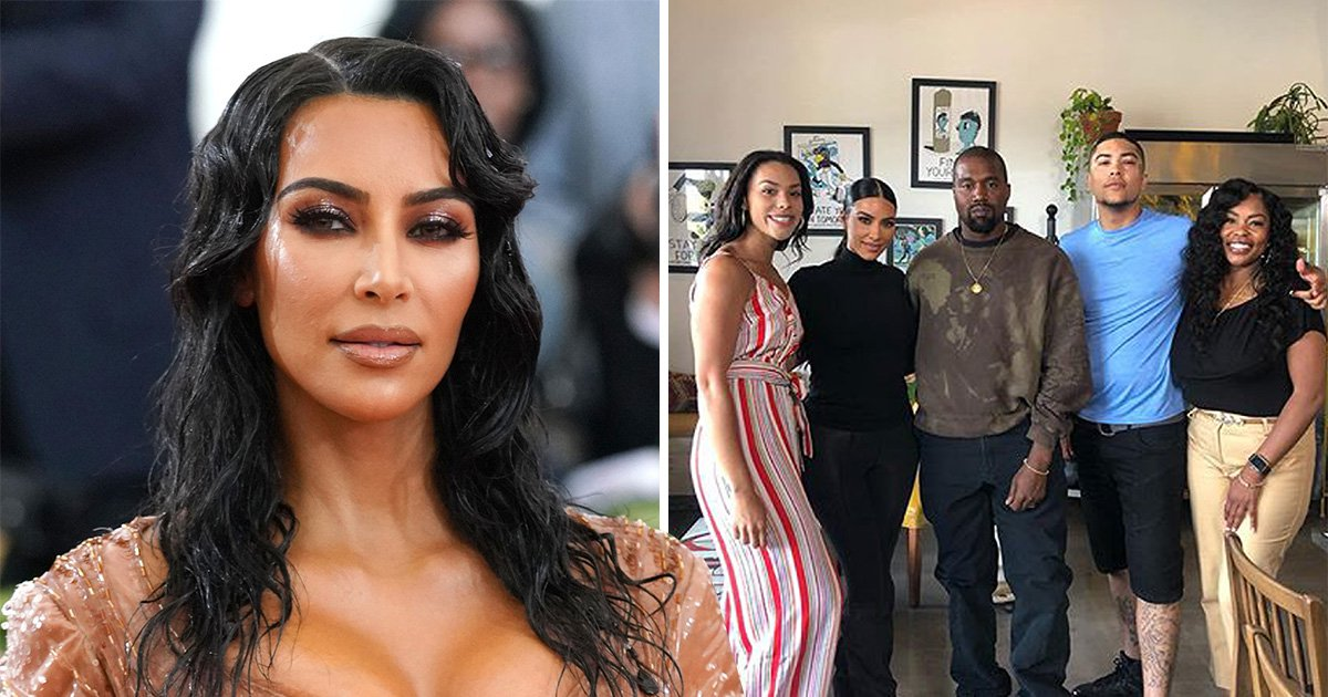 Kim Kardashian is now 'paying for former inmates to have face tattoos lasered' in quest to save world