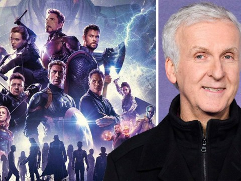 James Cameron salutes Avengers for 'sinking Titanic' as Endgame becomes second highest-grossing film ever