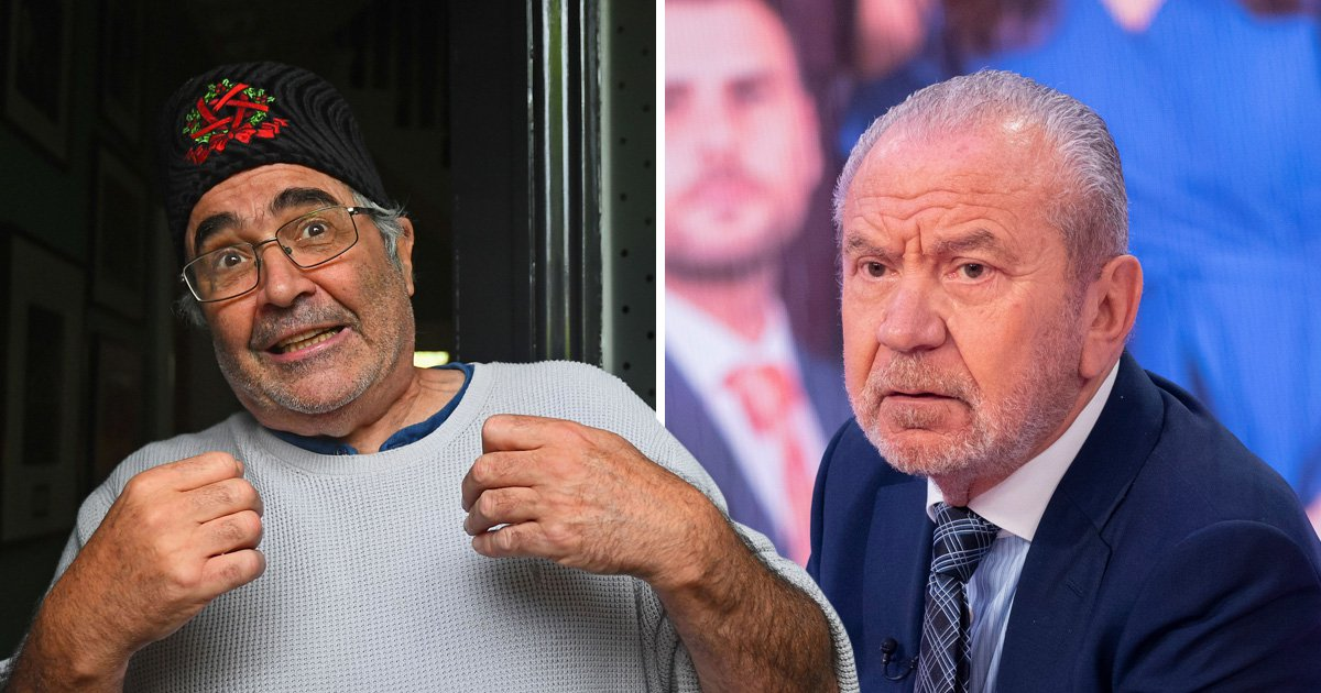 People are asking why Lord Sugar wasn't sacked by BBC for 'racist tweet' like Danny Baker