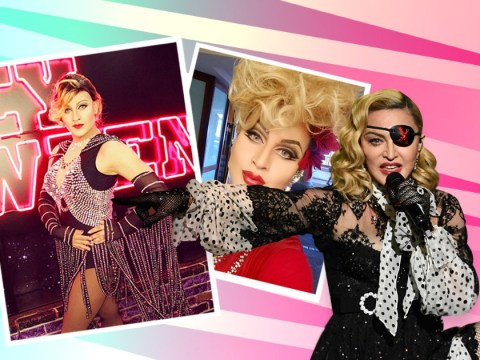 I'm Your Biggest Fan: Madonna drag queen Venus D-Lite has spent $100,000 on 18 surgeries to look like superstar