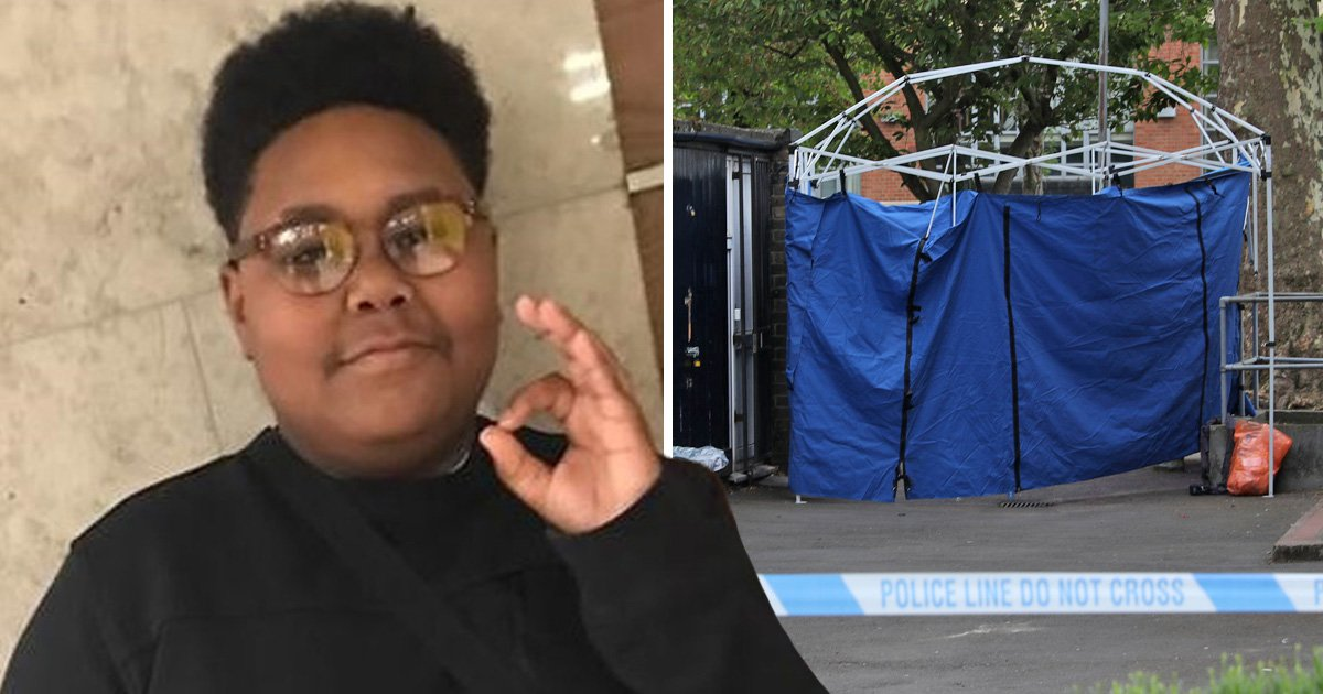 Teenager, 16, arrested on suspicion of murdering aspiring musician, 15