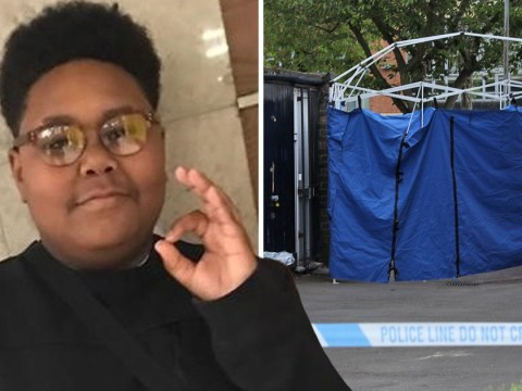 Teenager, 16, arrested on suspicion of murdering aspiring musician, 15