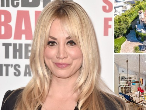The Big Bang Theory star Kaley Cuoco is selling nine-bathroom California villa for just $7m