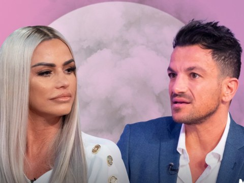 Katie Price reaches out to ex Peter Andre to apologise and insists they 'love each other really'