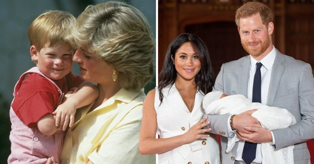 Archie Harrison Mountbatten-Windsor was born on May 6, 2019
