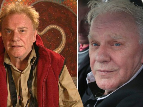 Freddie Starr joked 'I'm a vegetarian' as he debunked hamster-eating tale on I'm A Celebrity