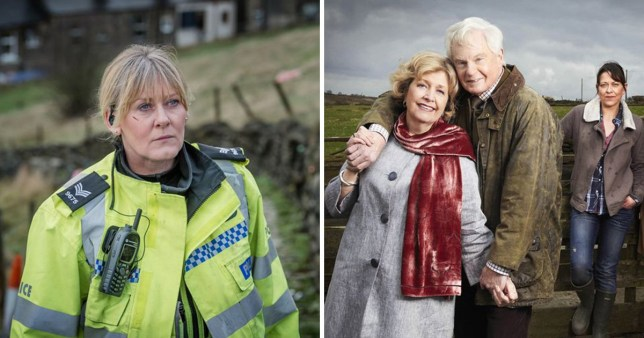 Happy Valley and Last Tango in Halifax