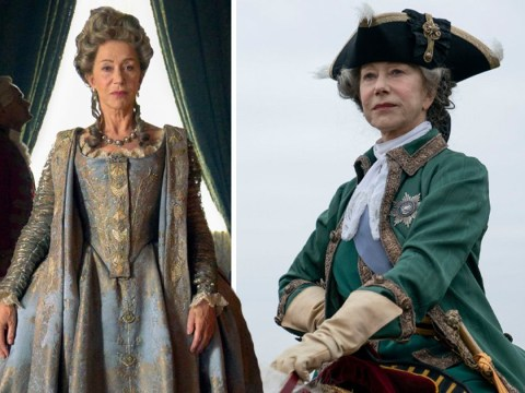 Dame Helen Mirren is an absolute queen as Russian Empress Catherine The Great