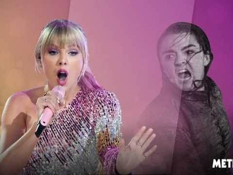 Game of Thrones is the reason why Taylor Swift's Reputation album was so intense