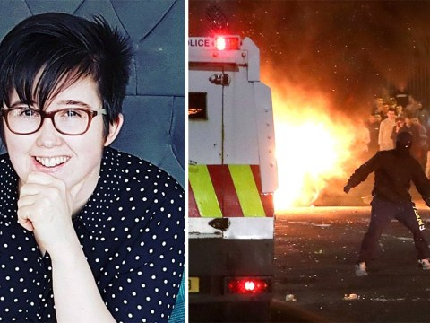 Two men charged with rioting in investigation of murdered journalist Lyra McKee