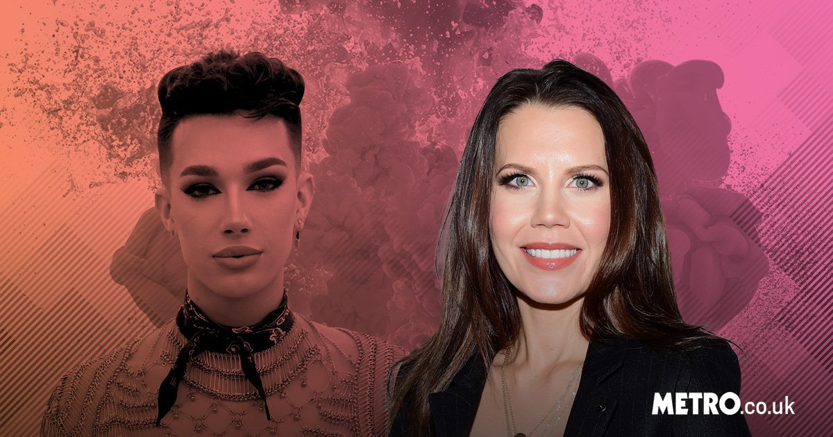 James Charles apologises to fans after Tati Westbrook claims he 'manipulated people's sexuality'