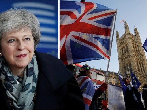 Theresa May 'to give fixed date for her resignation this week'