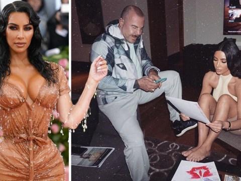 Kim Kardashian West got corset breathing lessons to fit into that Met Gala dress