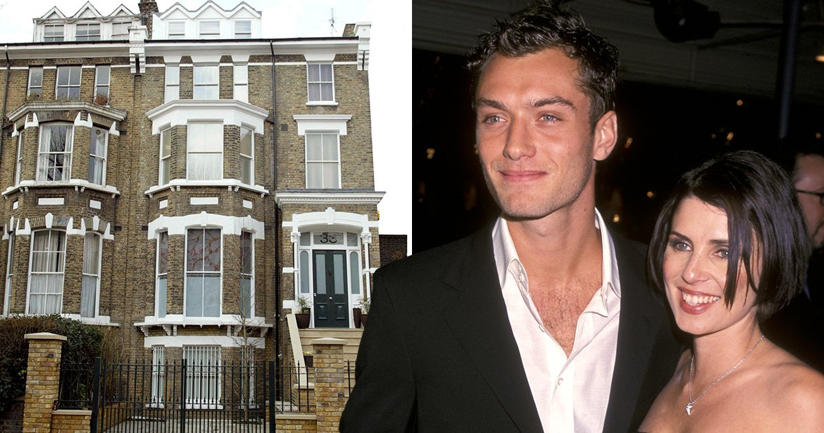 Sadie Frost, Jude Law, House of Sin, Primrose Hill mansion, Primrose Hill set, Sadie Frost selling Primrose hill mansion