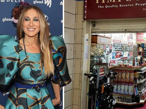 Sarah Jessica Parker shares strange obsession with London key cutters and fans are baffled