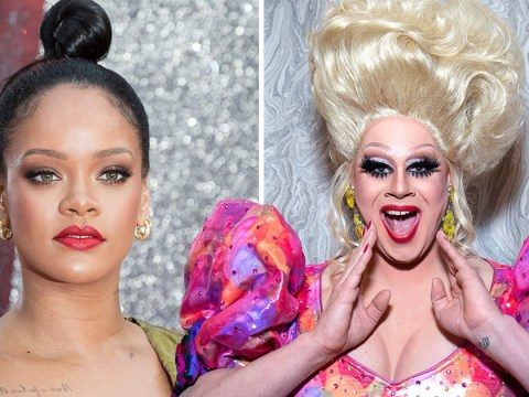 RuPaul's Drag Race star Nina West receives message from Rihanna after elimination and we're dead
