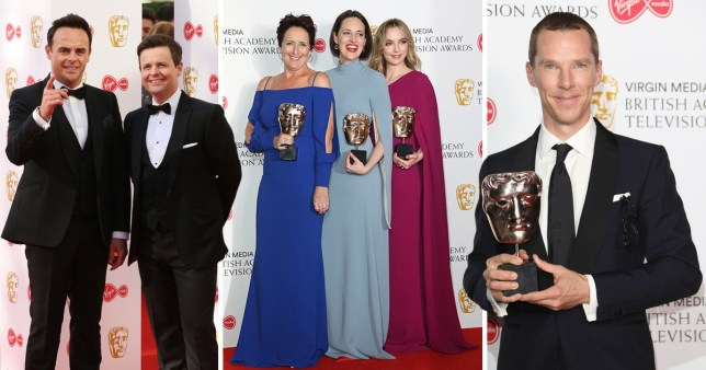 BAFTA TV Awards introduce new rule for diversity requirements