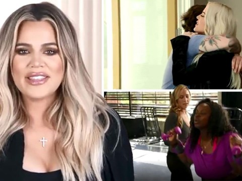 New trailer for third season of Revenge Body With Khloe Kardashian shows her soft side