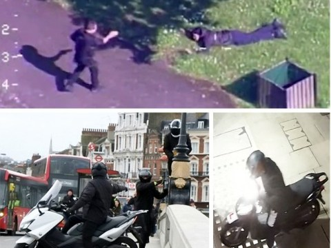 Moped gang jailed for 45 years after terrorising streets of London