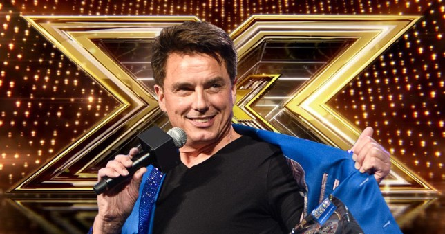 John Barrowman would be up for a celebrity version of The X Factor as a judge