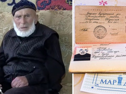 Man claimed to be the oldest in the world 'dies aged 123'
