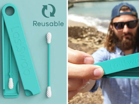 You can now get reusable cotton buds to help tackle plastic pollution