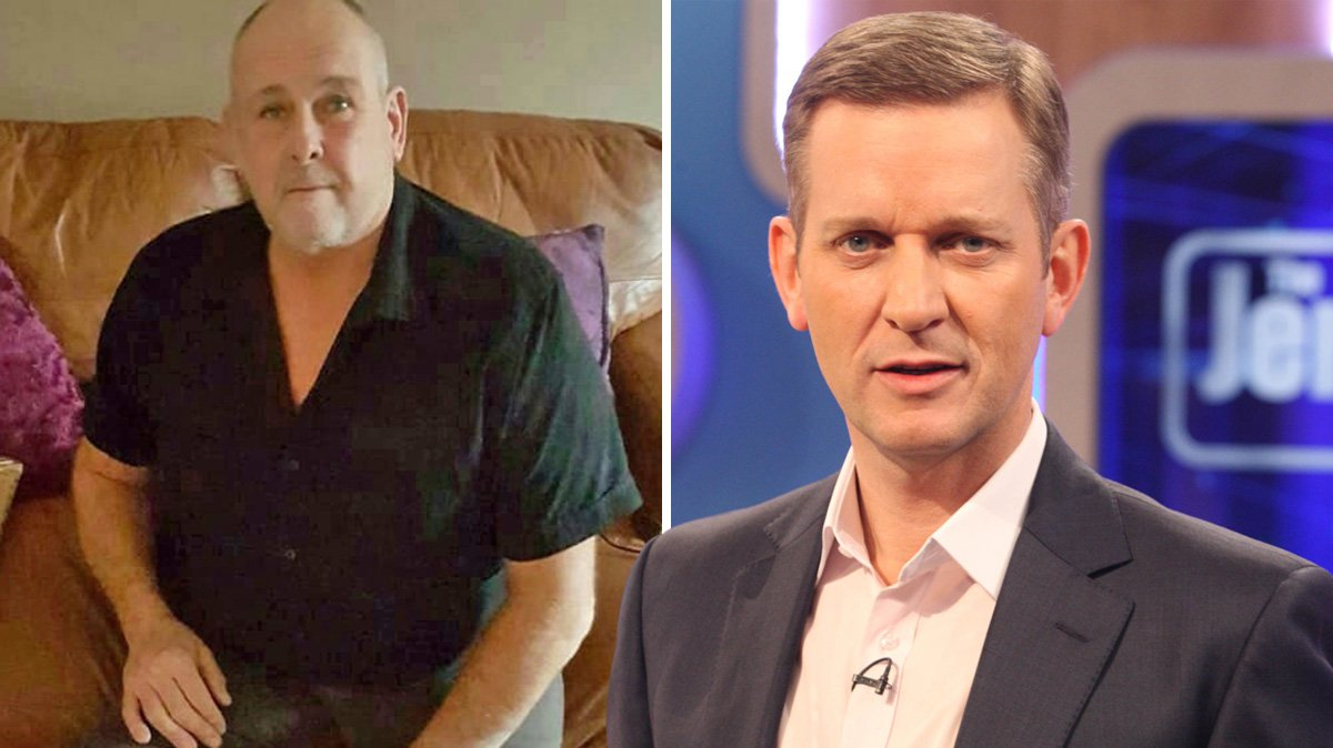 Steven Dymond on the left and Jeremy Kyle on the right