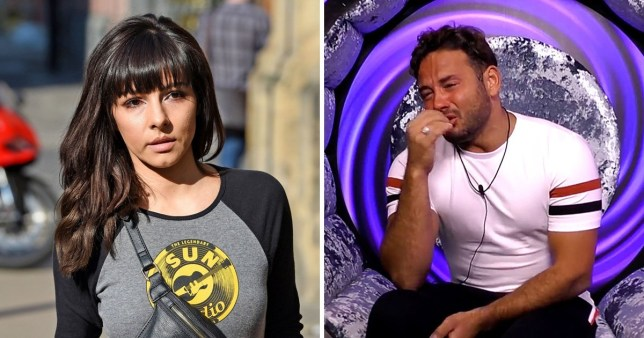 Roxanne Pallett speaks at mental health event and Ryan Thomas in Celebrity Big Brother