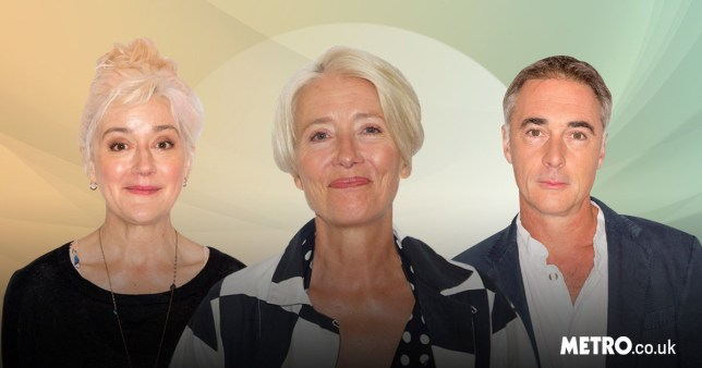 emma thompson, greg wise and sophie thompson