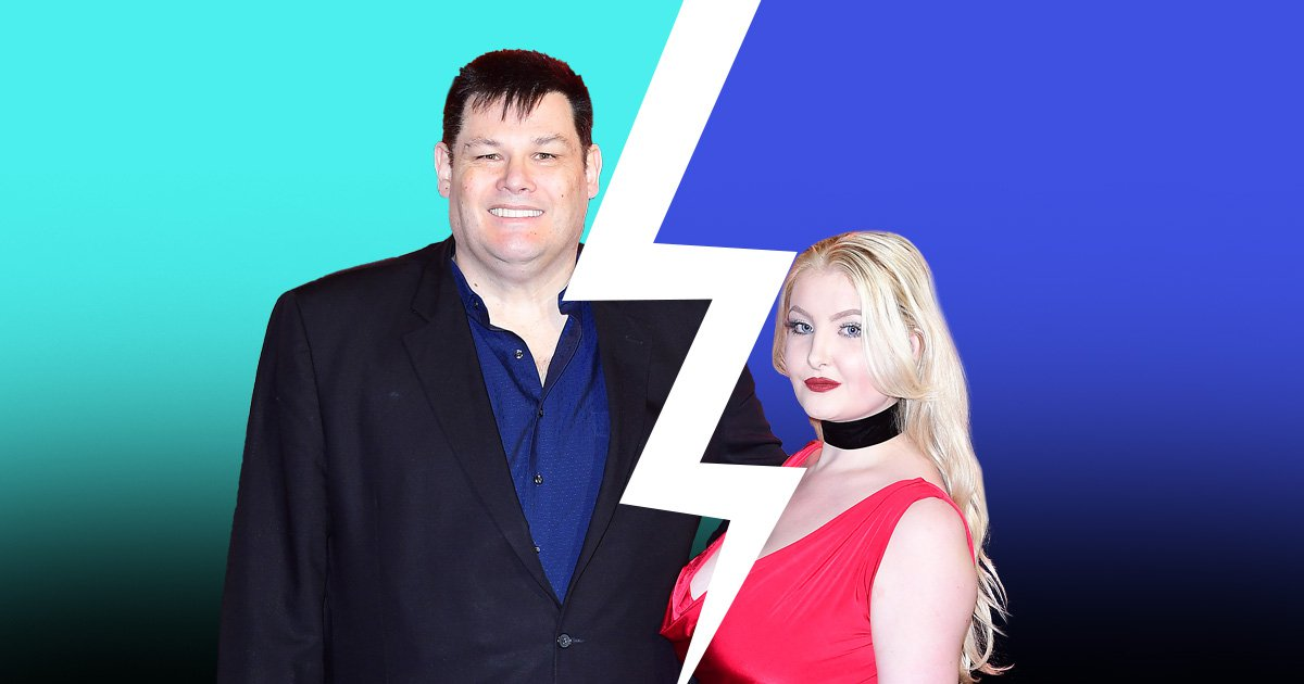 The Chase's Mark Labbett will 'remain single' as he is still 'raw' following split from wife Katie