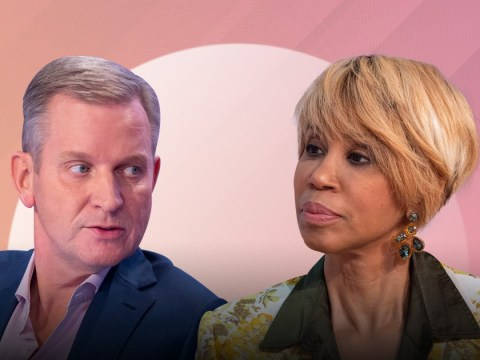 Trisha Goddard shoots down question about The Jeremy Kyle Show's duty of care