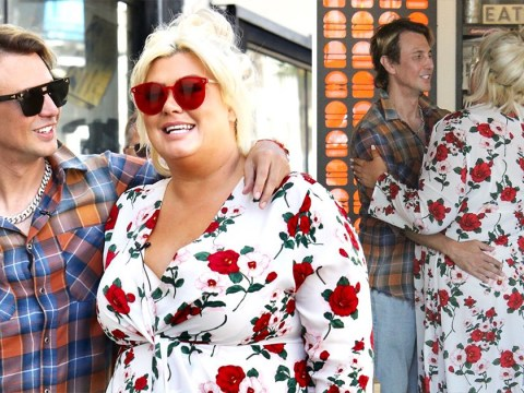 Gemma Collins visits Kim Kardashian's favourite surgeon to get 'fat sucked out' after weight loss