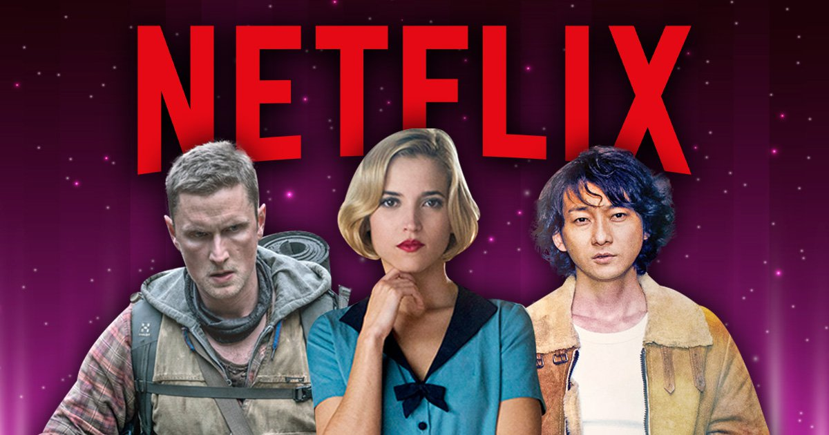Six of the best foreign-language TV shows on Netflix