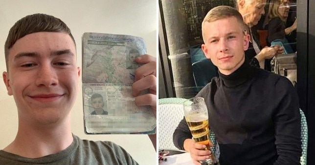 Boy admits to using man's passport as ID for two years