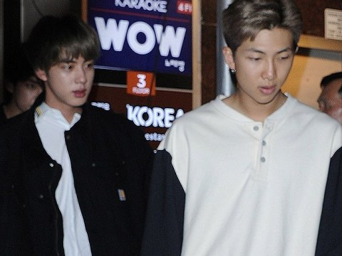 BTS hit up Koreatown after Stephen Colbert performance as they take New York by storm